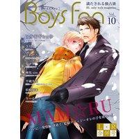 BOYS FAN vol.10