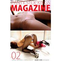 PANTY STOCKINGS MAGAZINE 02