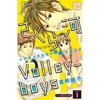 さくら河 Volley‐boys プチデザ