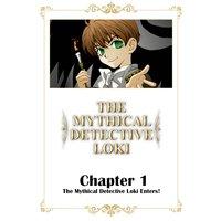[Manga2.5] THE MYTHICAL DETECTIVE LOKI Chapter 1 The Mythical Detective Loki Enters!