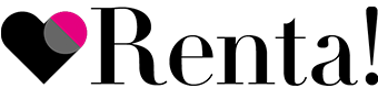 英語版Renta!のロゴ