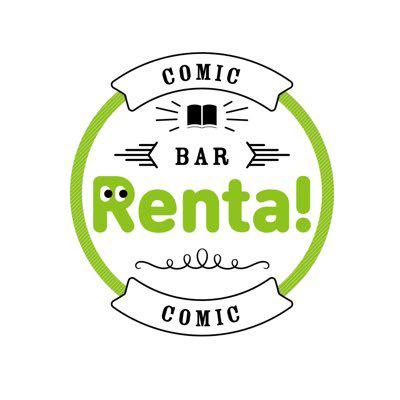 コミックBAR Renta!Twitterアカウントのアイコン