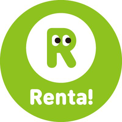 Renta!公式Twitterアカウントのアイコン