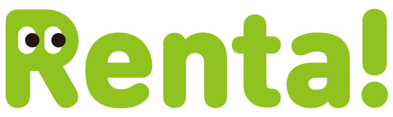 Renta!ロゴ