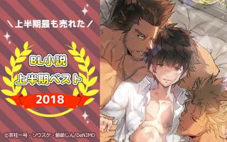 BL小説2018年間ランキング