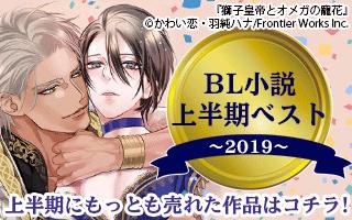 BL小説2019年間ランキング