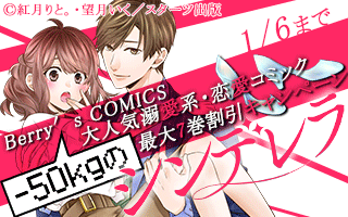Berry′s COMICSキャンペーン