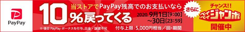 paypay9月キャンペーンバナー