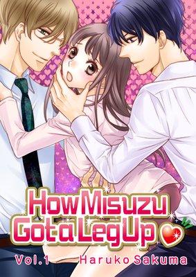 How Misuzu Got a Leg Up(<社内秘>絶頂△業務)[英語版]