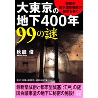 大東京の地下400年 99の謎