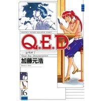 Q.E.D. 証明終了 16巻