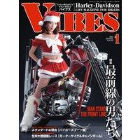 VIBES【バイブズ】 2015年1月号