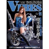 VIBES【バイブズ】2015年11月号