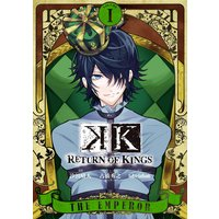 K RETURN OF KINGS 1巻