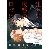 新宿HOUNDS〜狂犬に復讐の口づけを〜3