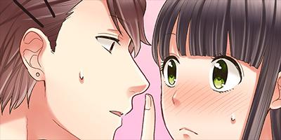 【タテコミ】キスまで、あと1秒。 13