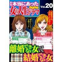本当にあった女の人生ドラマ Vol.20 離婚できない女VS.結婚できない女