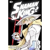 SHAMAN KING 〜シャーマンキング〜 KC完結版 13巻