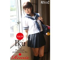素人GAL!ガチ撮りPHOTOBOOK Vol.54 Iku 02 Remix