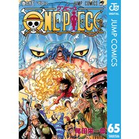 ONE PIECE モノクロ版 65