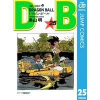 DRAGON BALL モノクロ版 25