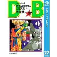 DRAGON BALL モノクロ版 27