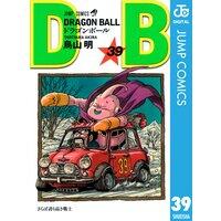 DRAGON BALL モノクロ版 39