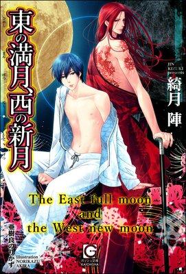 東の満月、西の新月【イラスト入り】