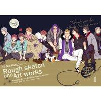 シニシカント Rough sketch and Art works