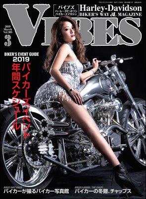 VIBES【バイブズ】2019年03月号