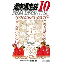 【フルカラーフィルムコミック】湘南爆走族10 FROM SAMANTHA