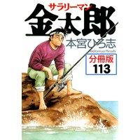 サラリーマン金太郎【分冊版】第113巻