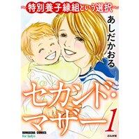 【タテコミ】セカンド・マザー〜特別養子縁組という選択〜