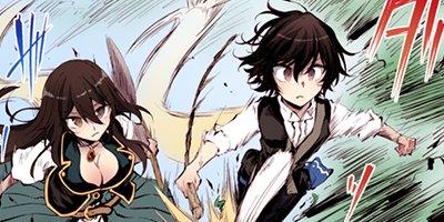 【タテコミ】元最強の剣士は、異世界魔法に憧れる