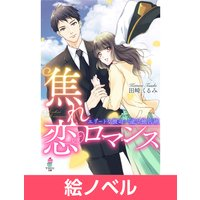 【絵ノベル】焦れ恋ロマンス〜エリートな彼の一途な独占欲 4