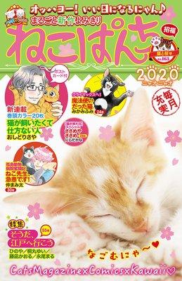 ねこぱんちNo.163 猫と桜号