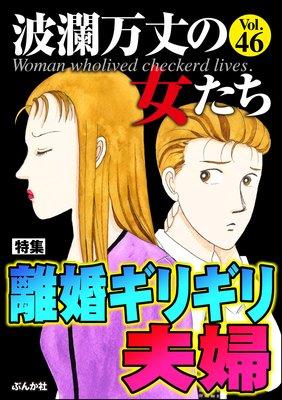 波瀾万丈の女たち Vol.46 離婚ギリギリ夫婦