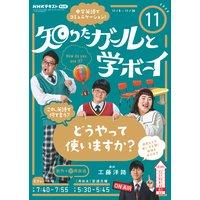 NHKテレビ 知りたガールと学ボーイ 2020年11月号