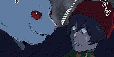 【タテコミ】MOON CHASER fxxking rabbits(クソウサギ)【フルカラー】_サムネイル
