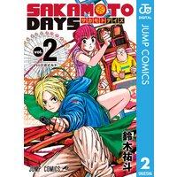 SAKAMOTO DAYS 2