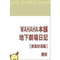 WAHAHA本舗・地下劇場日記
