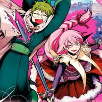 【タテコミ】殺人姫と不死の魔術師
