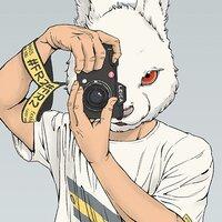 【タテコミ】MOON CHASER fxxking rabbits(クソウサギ)【フルカラー】