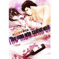 The man who cannot wait—優しい悪夢 番外編—