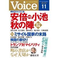 Voice 平成29年11月号