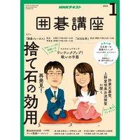 NHK 囲碁講座 2019年1月号