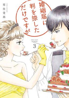 婚姻届に判を捺しただけですが(3)【Renta!限定特典付】